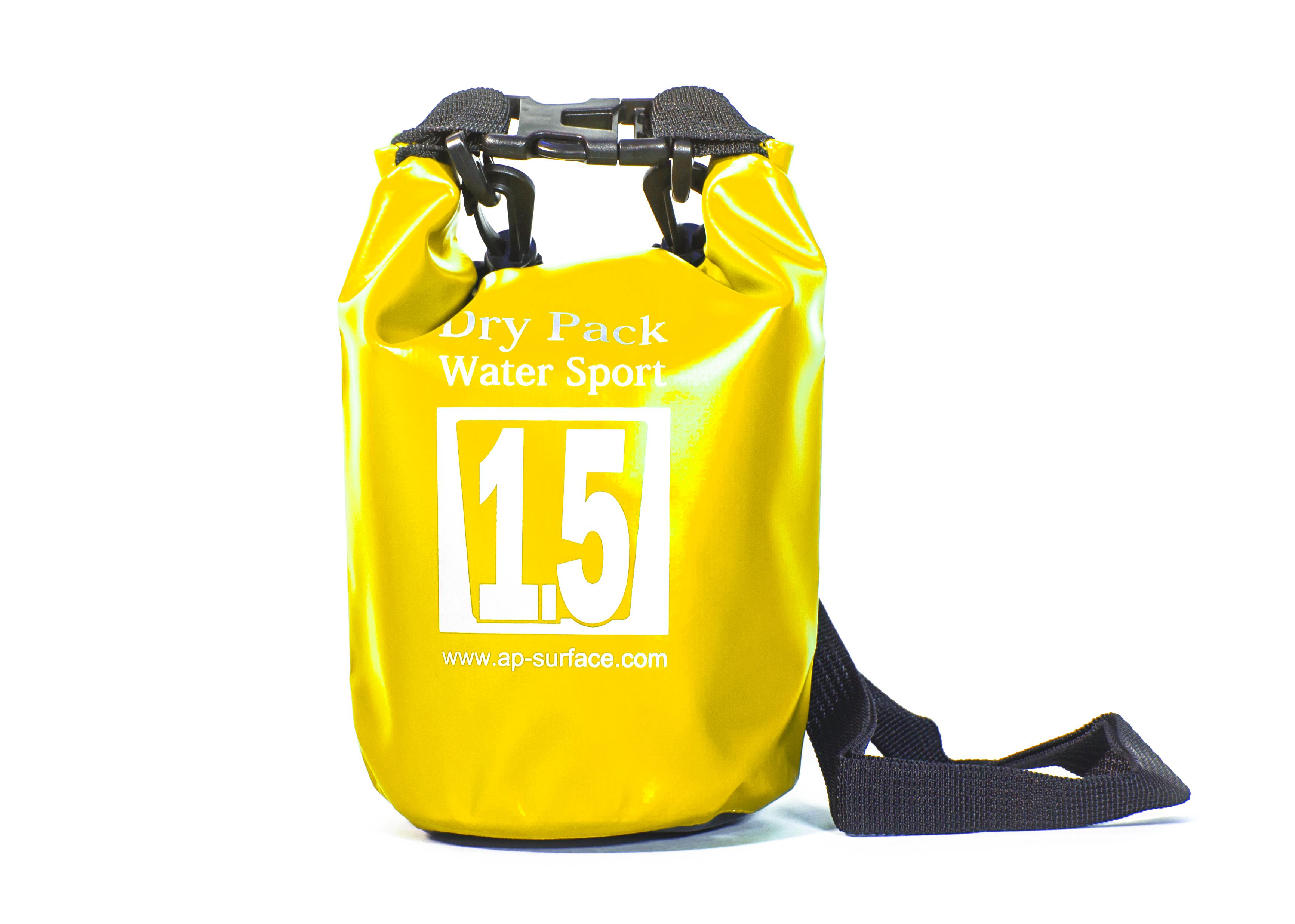 กระเป๋ากันน้ำ Dry Pack 1.5L - สีเหลือง