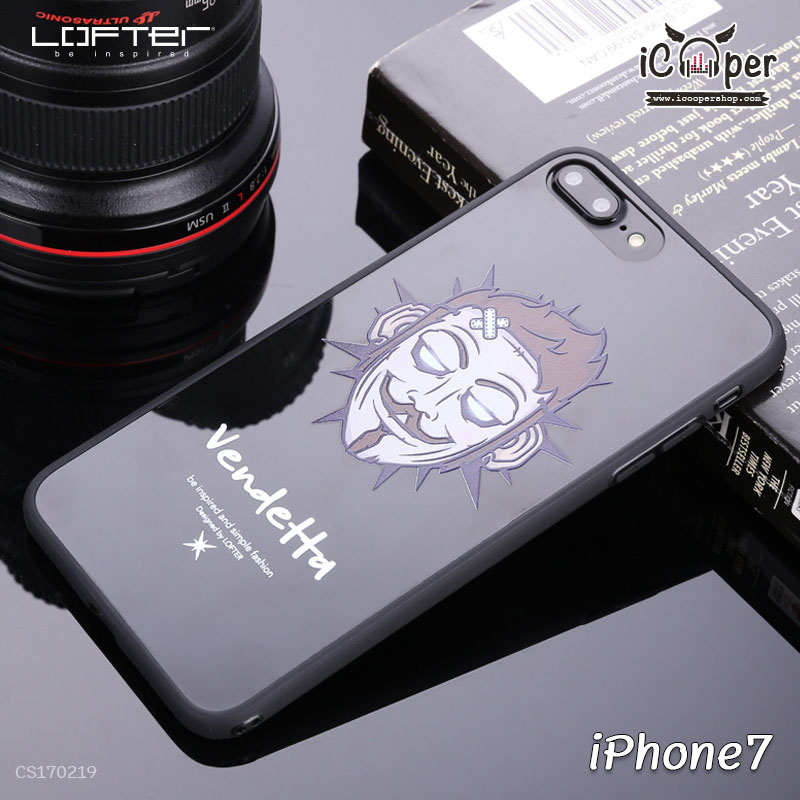 LOFTER Cartoon Mirror - Vendetta (iPhone7)