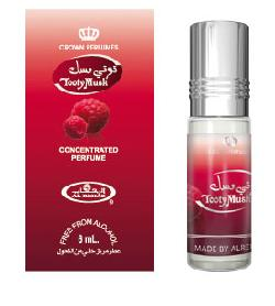น้ำหอมอาหรับ Tooty Musk by Al-Rehab Concentrated Perfume Oil 6ml.