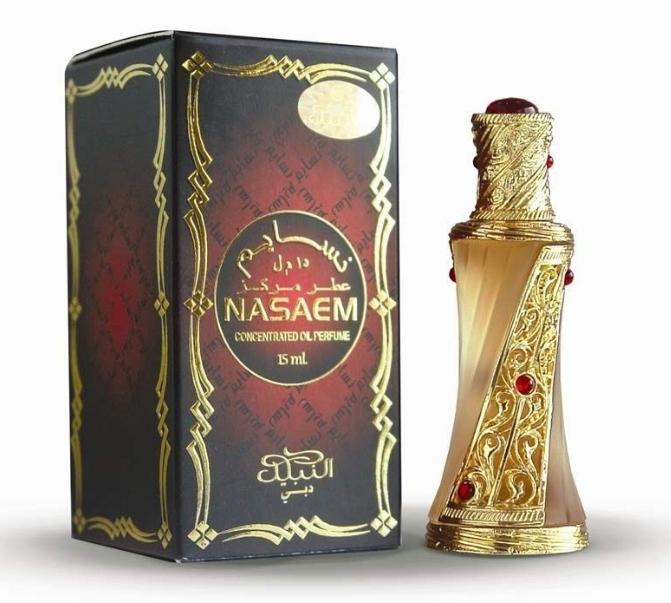 น้ำหอมอาหรับ Nasaem Perfume Oil by Nabeel Perfume พรีออเดอร์ 15 วัน