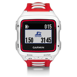 GARMIN Forerunner 920XT White/Red (สีขาว/แดง)