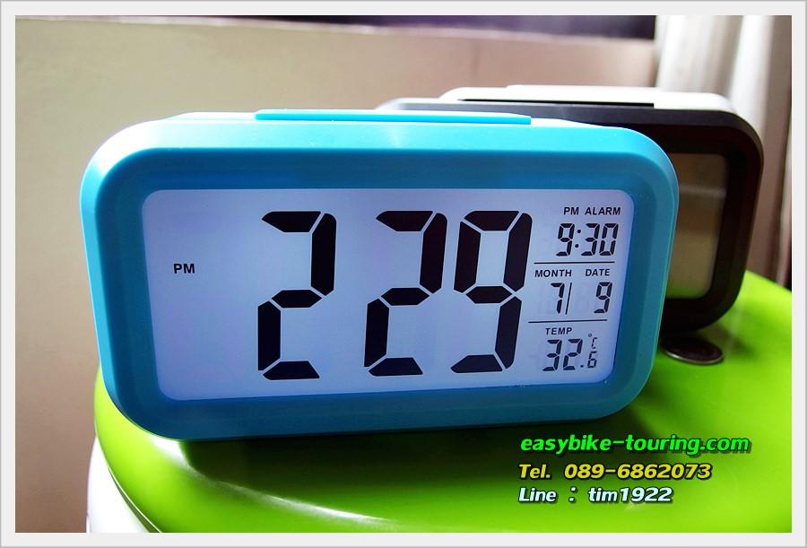 นาฬิกาปลุก นาฬิกาตั้งโต๊ะ / บอกอุณหภูมิ