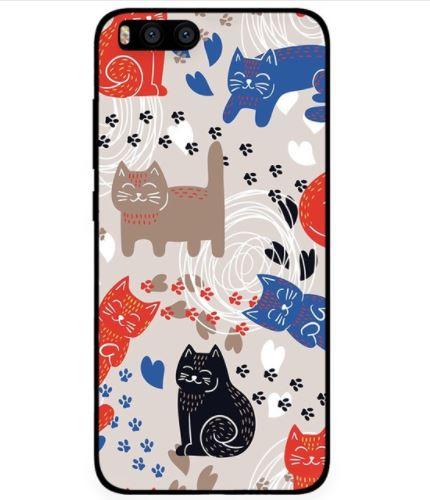 เคส oppo a83 ลายแมวแฟนซี วัสดุซิลิโคนนิ่ม