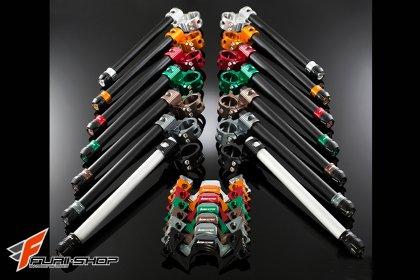 ชุดแฮนด์จับโช้ค Adjustable Handle Bar Set for ninja 201313