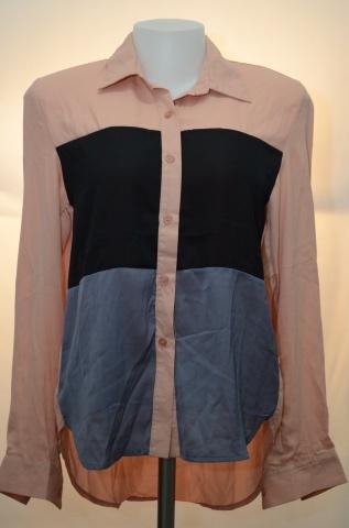 ZARA Woman เสื้อเชิ๊ตผ้าชีฟอง