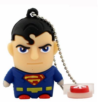 แฟลชไดร์ฟซุปเปอร์แมน(Superman) ความจุ 16 GB