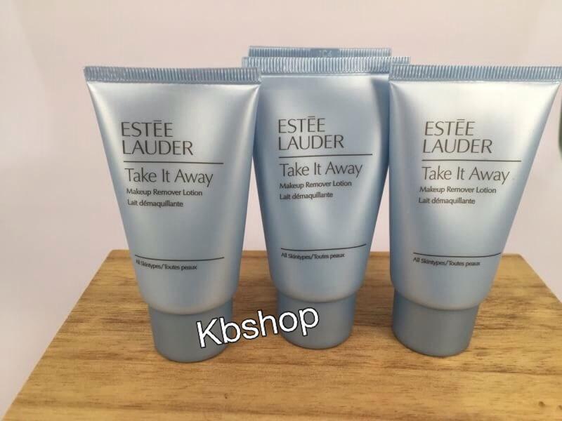#Estee Lauder Take it Away Makeup Remover Lotion ::: 30 ml