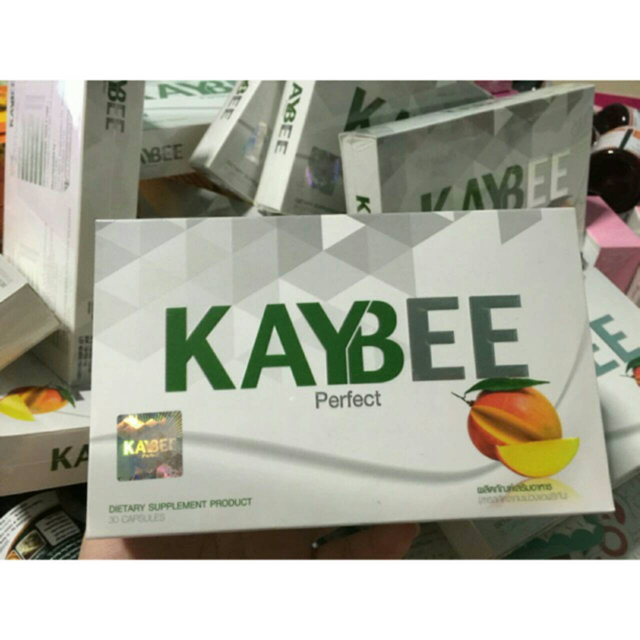 KAYBEE PERFECT แบบใหม่มีวอยซ์