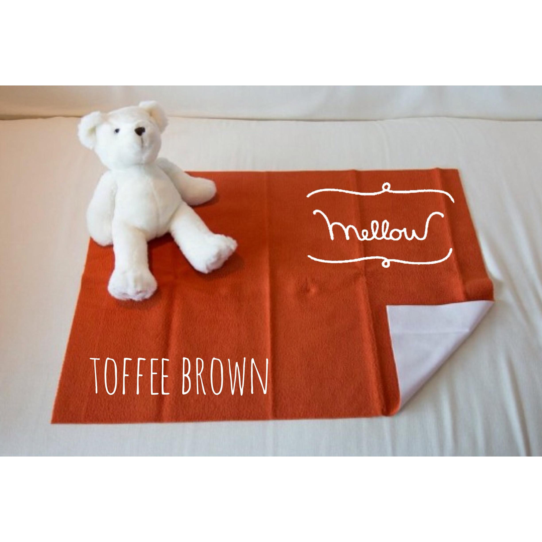 ผ้ารองกันฉี่ SIZE M Toffee Brown