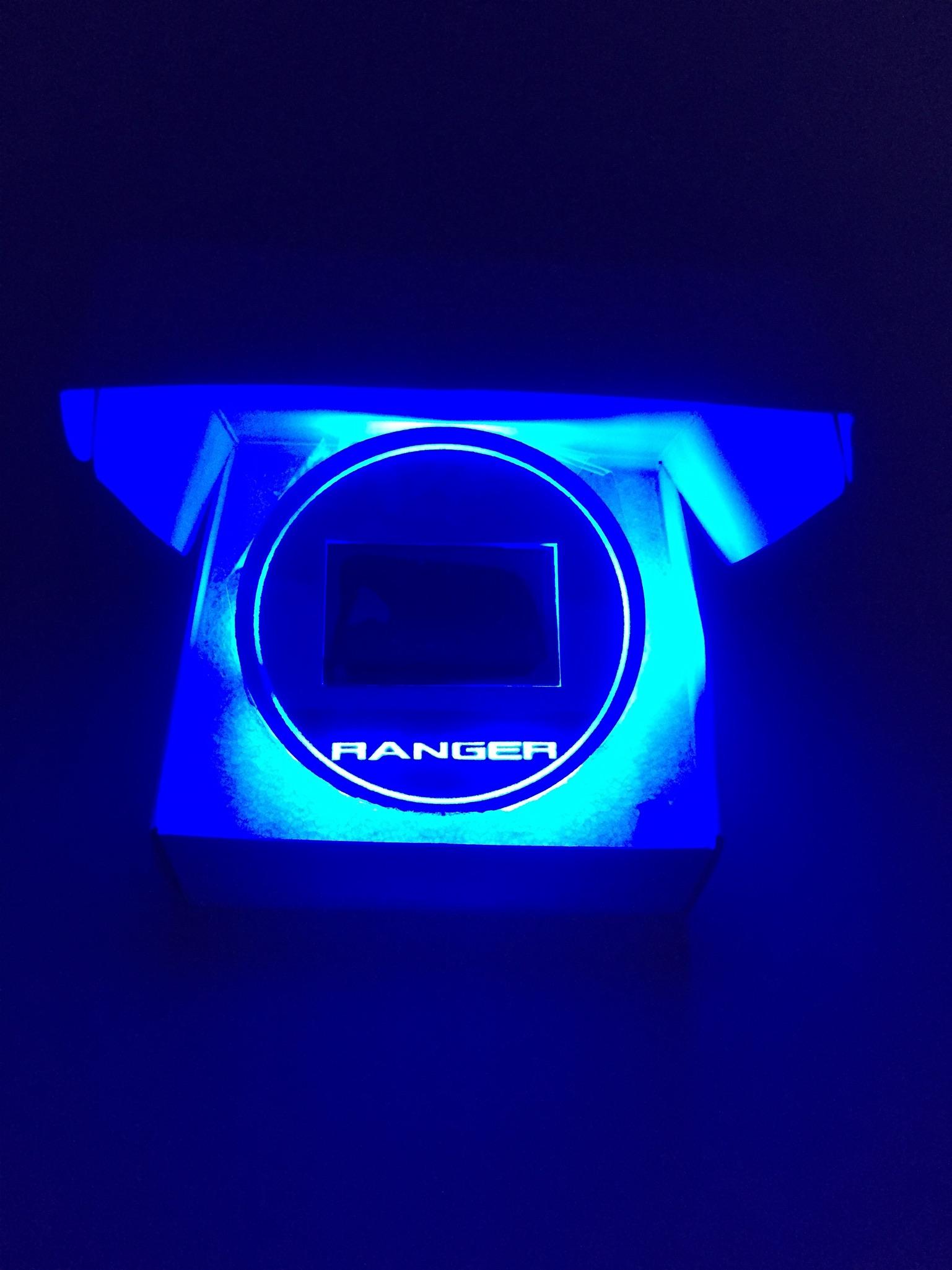 Ranger Blue สีฟ้า