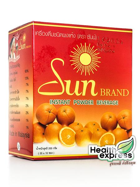 Sun Powder ซัน พาวเดอร์ บรรจุ 10 ซอง