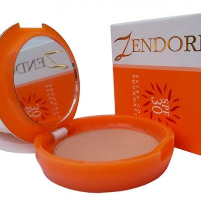 ZENDORI EXTRA COVER FOUNDATION SPF 30 เบอร์1