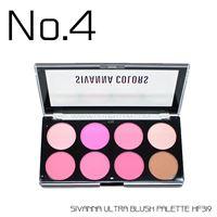 SIVANNA Ultra Blush Palette No.04
