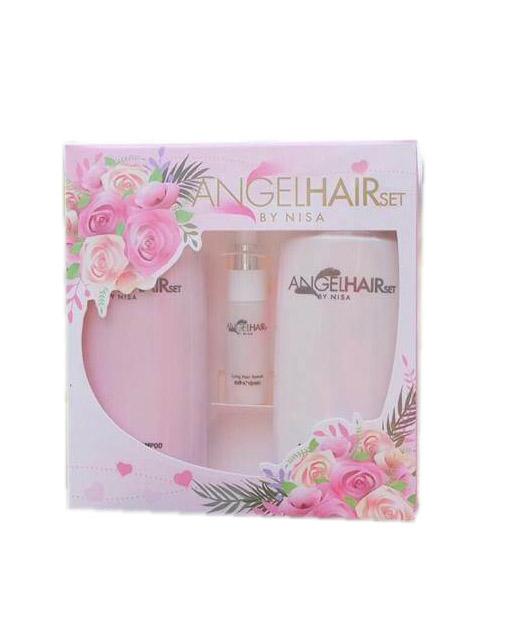 Angel Hair Set by Nisa (set mini)