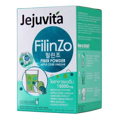 ผลิตภัณฑ์เสริมอาหาร jejuvita filinzo 15000 Mg.