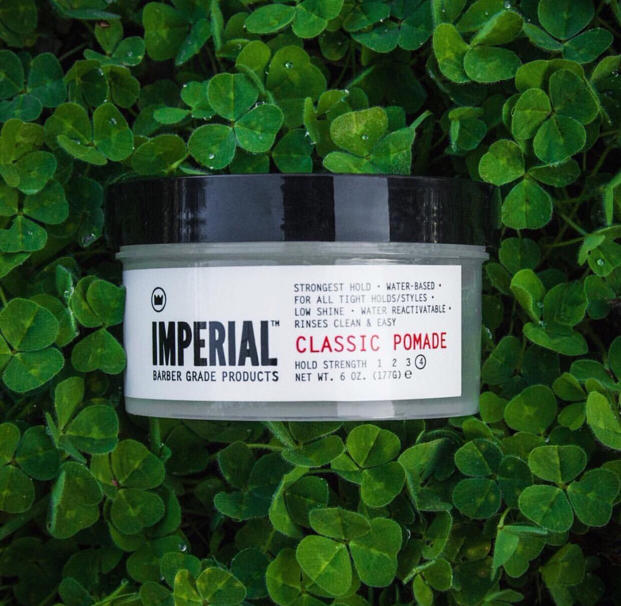 Imperial Barber Classic Water-based Pomade (6 oz)