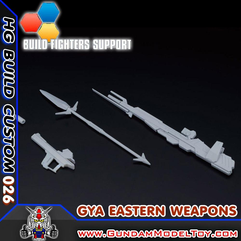 HGBC 1/144 GYA EASTERN WEAPONS GYA อีสเทิร์น เวปปอน