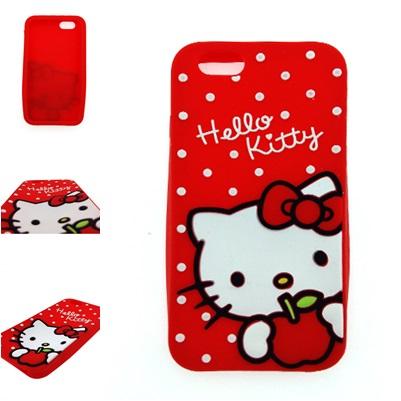 เคส iPhone6/6s ซิลิโคนแท้ คิตตี้