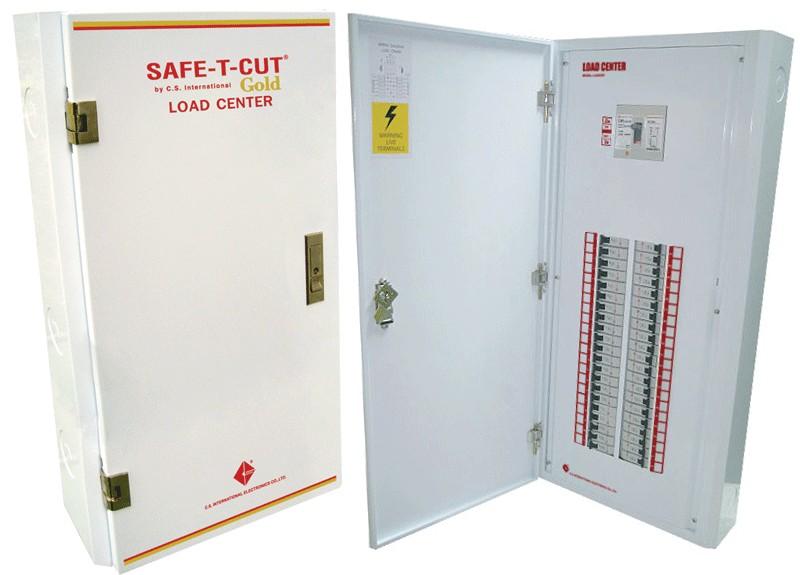 ตู้โหลด Safe-t-cut 3P 24ช่อง