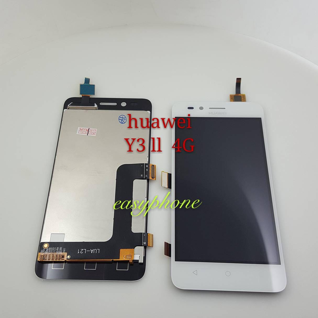 LCD: huawei Y3 ll 4G // สีขาว