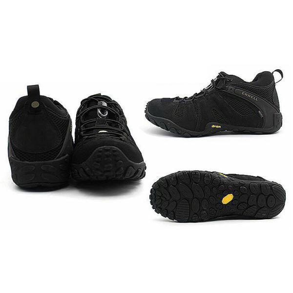 รองเท้าเดินป่า Merrell สีดำ