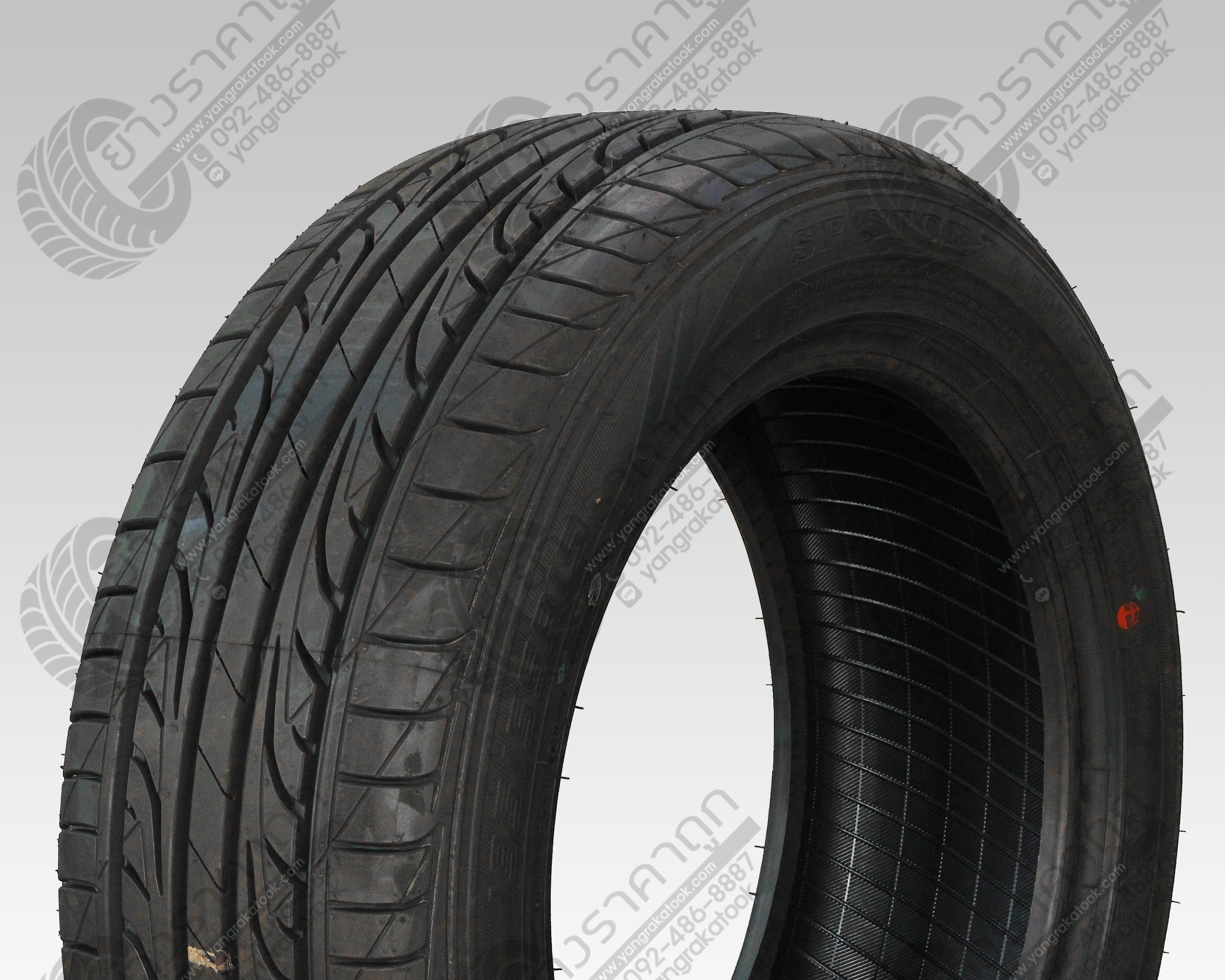 Dunlop LM704 215/50R17 ปี15
