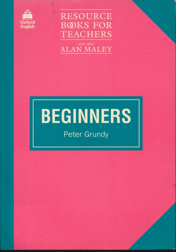RESOURCE BOOKS FOR TEACHERS BEGINNERS