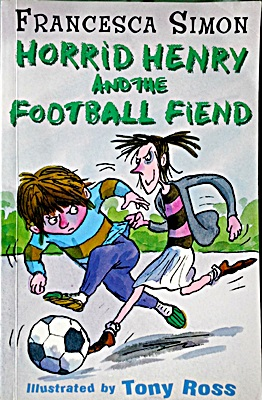 214 Horrid Henry and the Football Fiend