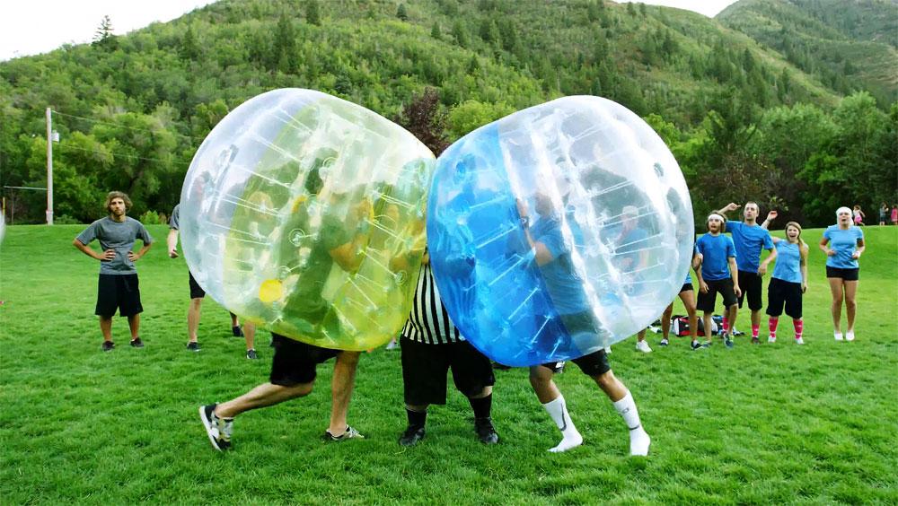 จำหน่าย Bubble Ball Game Size 1.50 M (Human Bubble ball)