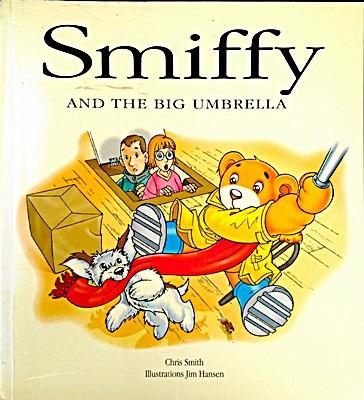 Smiffy and the Big Umbrella