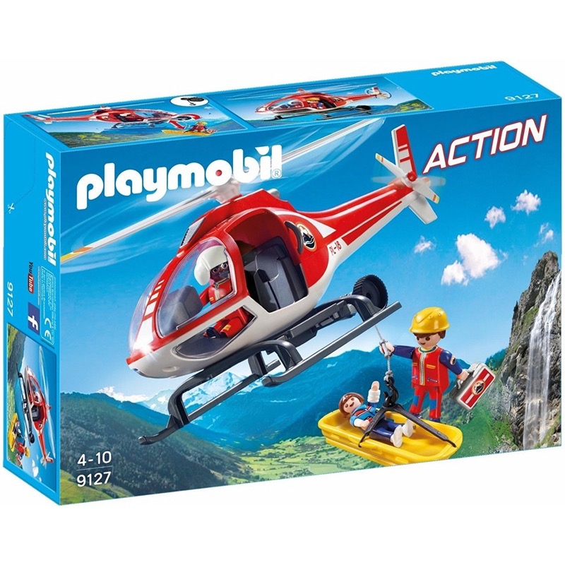 PLAYMOBIL 9127 Action Figures