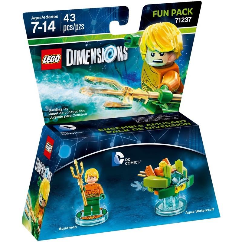 LEGO Dimensions 71237 DC Aquaman Fun Pack