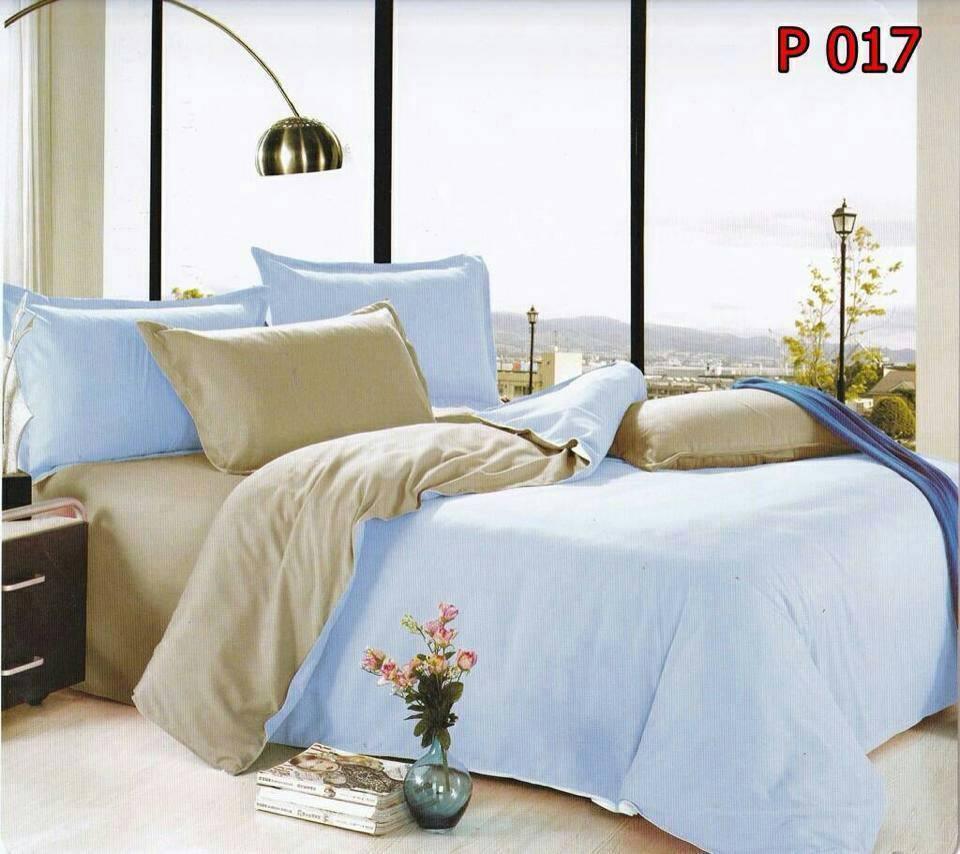 ชุดเครื่องนอน-สีพื้น-ทูโทน-5