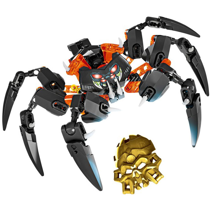 LEGO Bionicle 70790 Lord of Skull Spiders