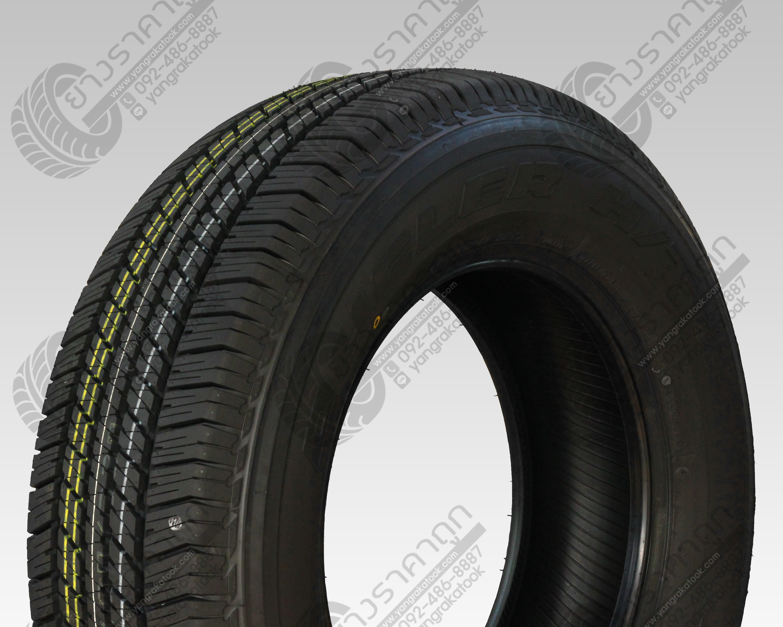 Bridgestone Dueler H/T D684ii 265/60R18 ปี17