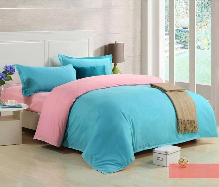 ชุดเครื่องนอน-สีพื้น-ทูโทน-3