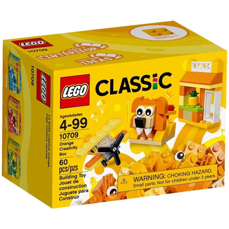 LEGO Classic 10709 Orange Creative Box