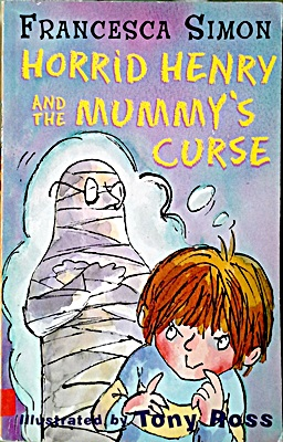 207 Horrid Henry and the Mummy's Curse