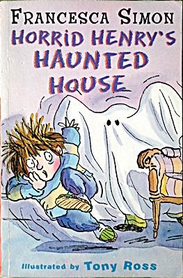 206 Horrid Henry's Haunted House