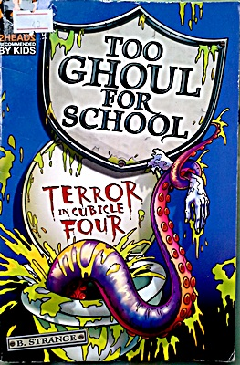 Too Ghoul for School terror in cubicle four