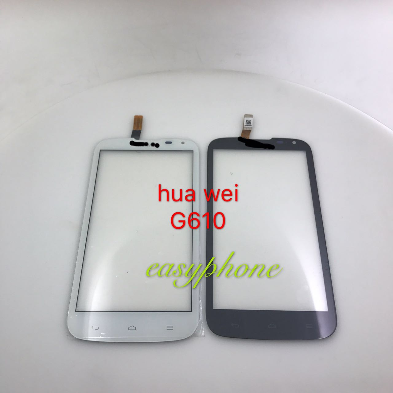 ทับกรัน HUAWEI G610 // มีสีขาว、สีดำ