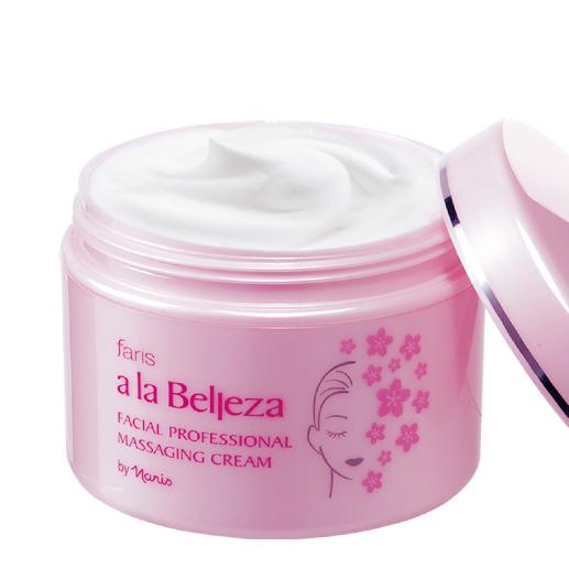 ครีมนวดหน้า Faris A La Belleza Facial Professional Massaging Cream 180g