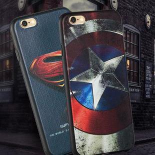 ขอบยาง Iron Man / Super Man และอื่นๆ - เคส iPhone 6 / 6S