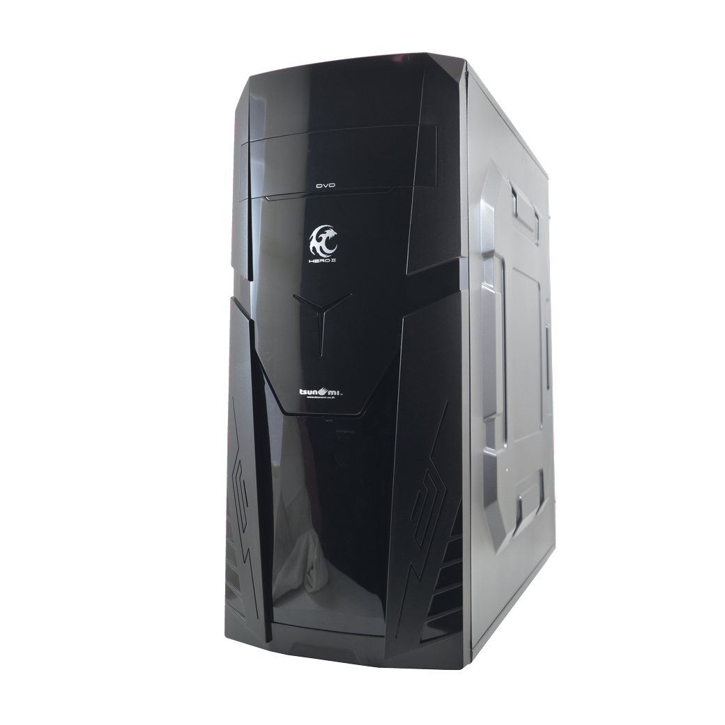 เคสคอมพิวเตอร์ ATX Tsunami Hero II