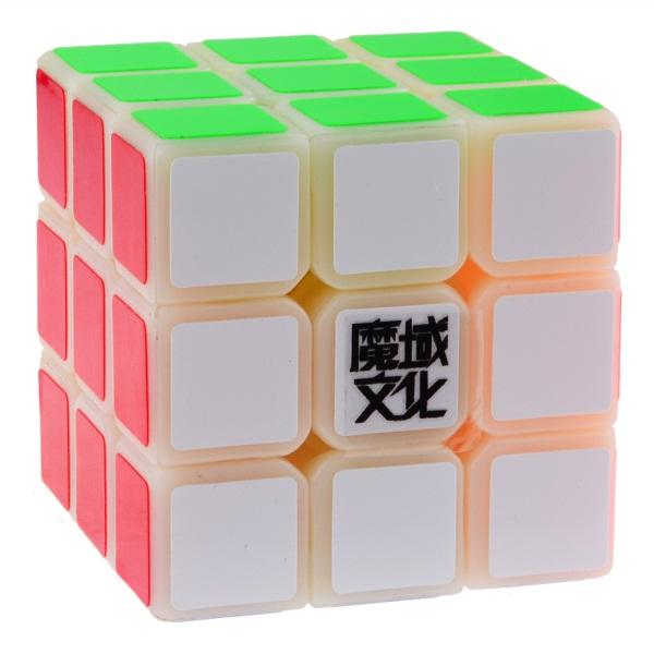 Rubik รูบิค 3x3x3 YJ GuanLong Transparent
