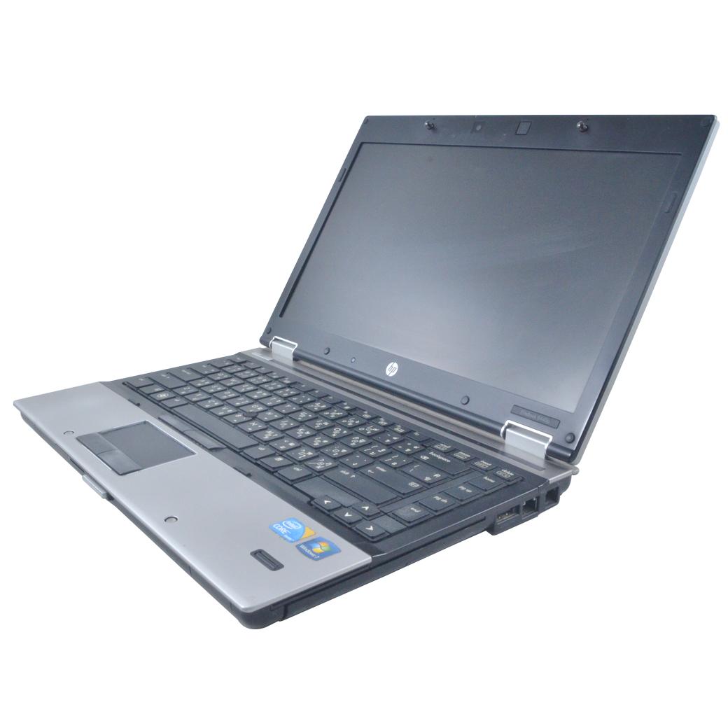 โน้ตบุ๊คมือสอง HP EliteBook8440p Corei5 Ram4 HD250