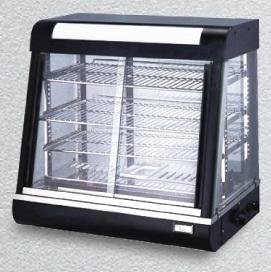 - ตู้โชว์อุ่นอาหาร 3 ชั้น