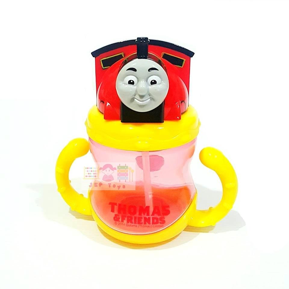 ถ้วยหัดดื่ม ลายรถไฟโธมัส