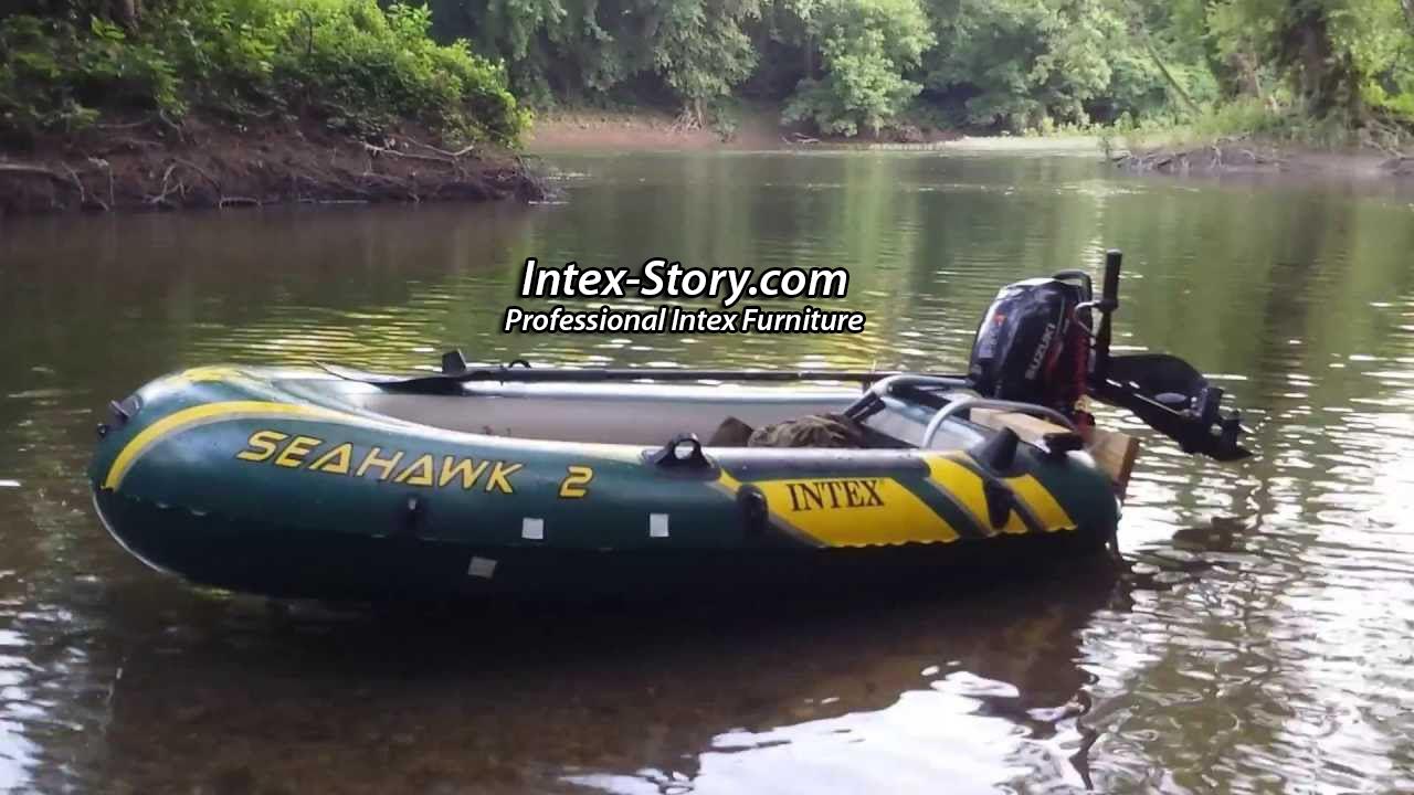 เรือยาง Intex Seahawk 2 Set