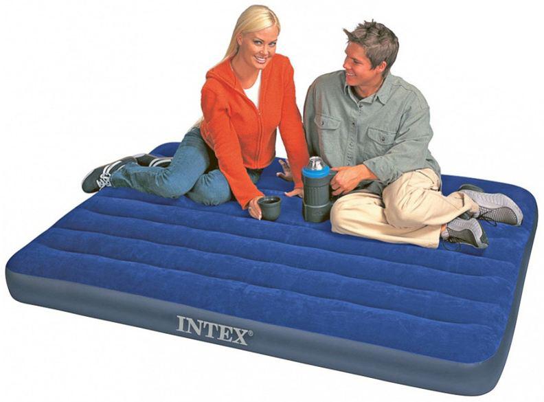 ที่นอนเป่าลม Intex 4.5 ฟุต